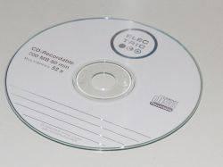 Tarjetas Recicladas Con Discos Compactos Tarjetas Hechas Con