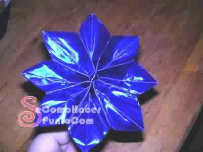 Como Hacer Un Arbol De Origami En 5 Minutos Figura De Arbol Con