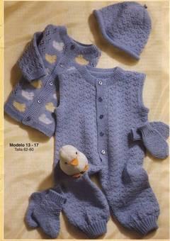 Cómo hacer un gorro para bebé