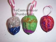 Bolas navideñas para decorar el árbol