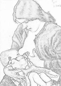 Dibujos para el día de la madre
