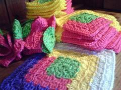 Historia del tejido a crochet