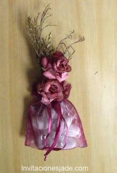 Souvenirs románticos para recuerdo de boda