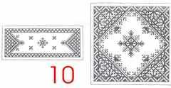 Técnicas de bordado marroquí