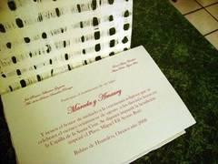 Textos para tarjetas de boda