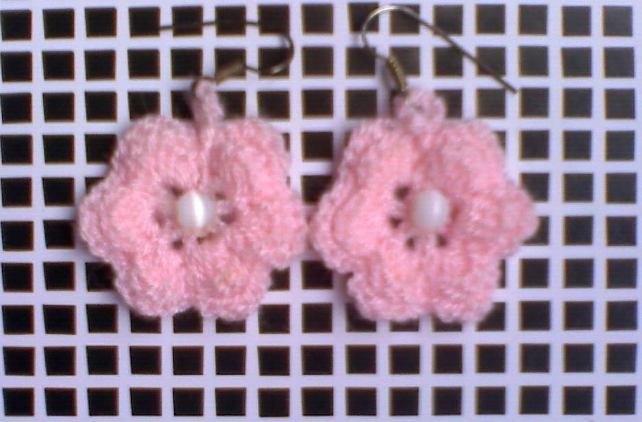Hacer Bisuteria Con Flores A Crochet Es Muy Facil Con Patty Hubner