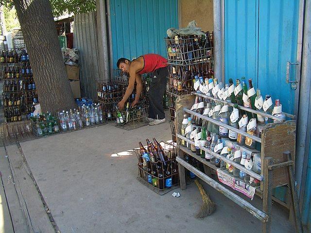 Decorar Botellas De Cristal 6 Ideas Innatia Com