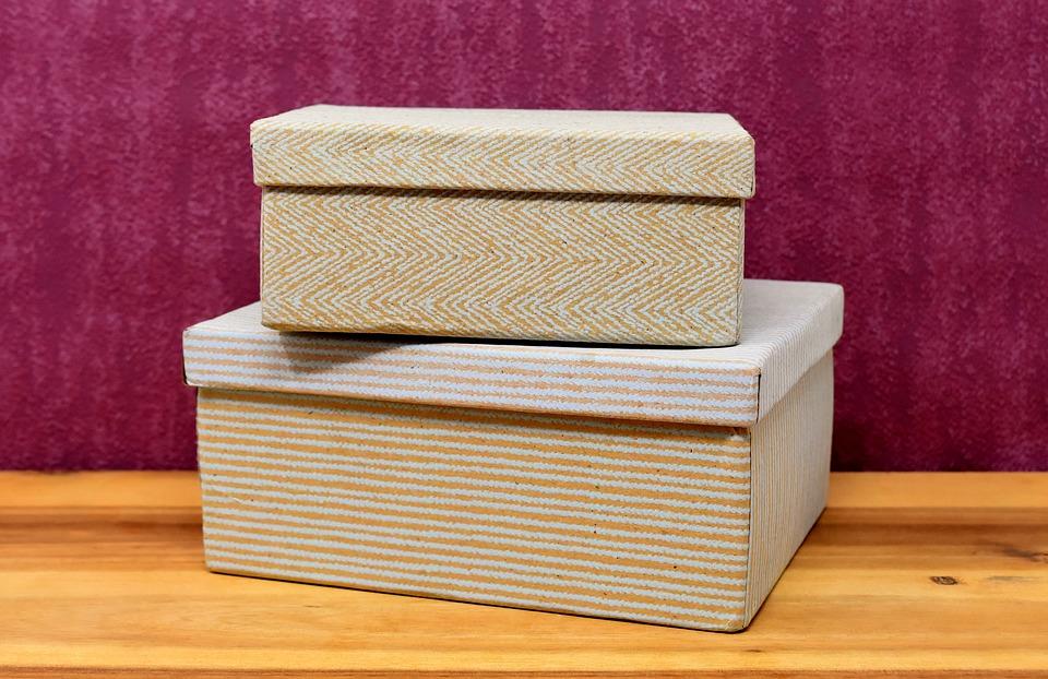 Ideas De Cajas De Cartón Decoradas Regala Cajas Recicladas Bonitas Innatia Com