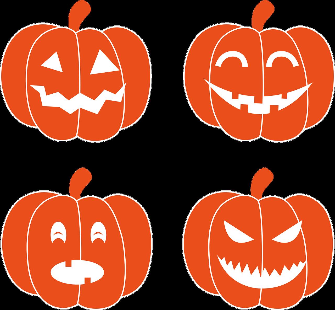 Dibujos De Calabazas De Halloween Para Imprimir Innatiacom