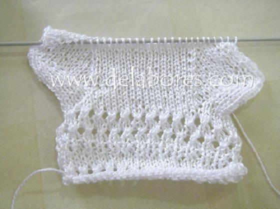 C mo tejer calcetines de lana para beb s c mo hacer - Como hacer calcetines de lana a dos agujas ...