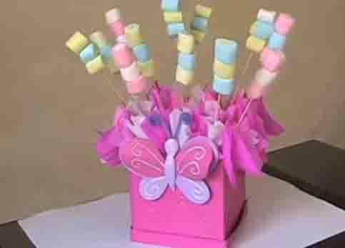 Centros de mesas para fiestas infantiles c mo hacer un Ornamentacion con globos