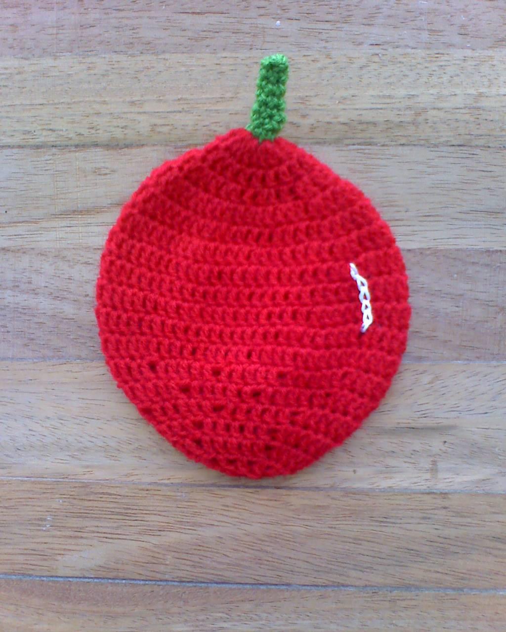 Frutas tejidas a crochet paso a paso por Patty Hübner - Innatia.com