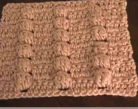 Colcha de ganchillo paso a paso :: Cómo hacer una colcha tejida a ...