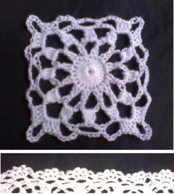 Los diseños tejidos a crochet para ir a la playa de Patty Hübner ...