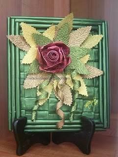 Cuadros de papel para decorar cuadros de papel - Cuadros pequenos para decorar ...