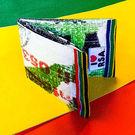 Billetera de cartón