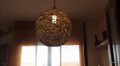 Lámpara casera