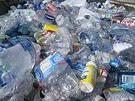 Reciclado de botellas plásticas