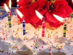 Organizar fiesta de cumpleaños