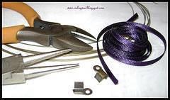 Materiales para hacer una pulsera