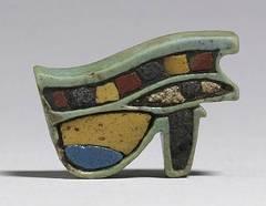 Amuleto de ojo de Horus