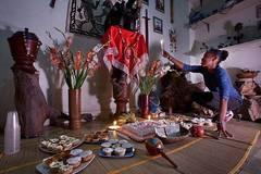 Ritual de dinero santería