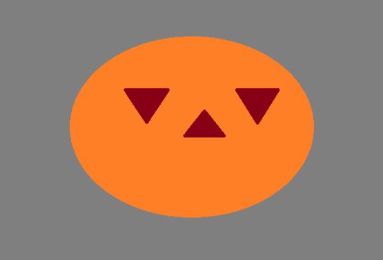 Dibujos de calabazas de halloween para imprimir - Calabazas de halloween de miedo ...