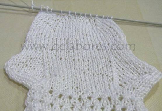 C mo tejer calcetines de lana para beb s c mo hacer - Lana gruesa para tejer ...