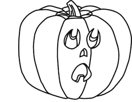 Dibujos De Halloween Para Colorear E Imprimir: Dibujos De Halloween Para Colorear E Imprimir :: Imágenes