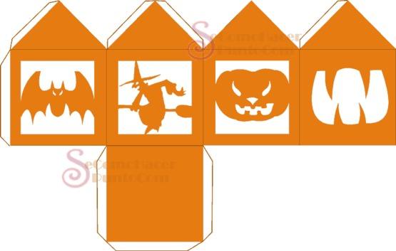 Adornos para decorar en halloween ideas de decoraci n - Adornos halloween caseros ...