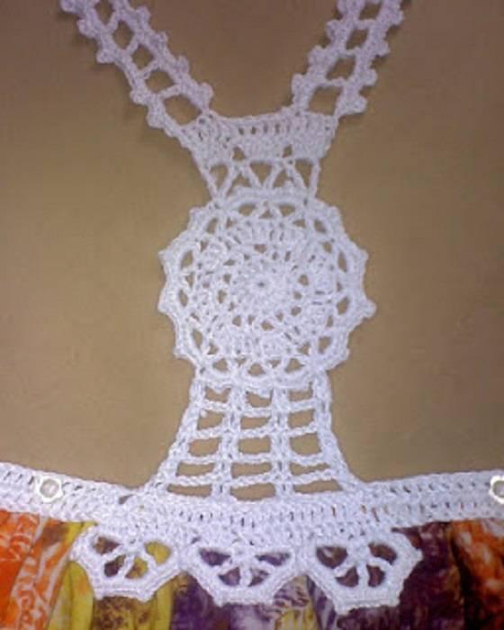 Los Diseños Tejidos A Crochet Para Ir A La Playa De Patty Hübner