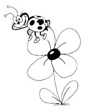 Dibujo De Flores Para Imprimir Y Pintar Flores Para Dibujar Y