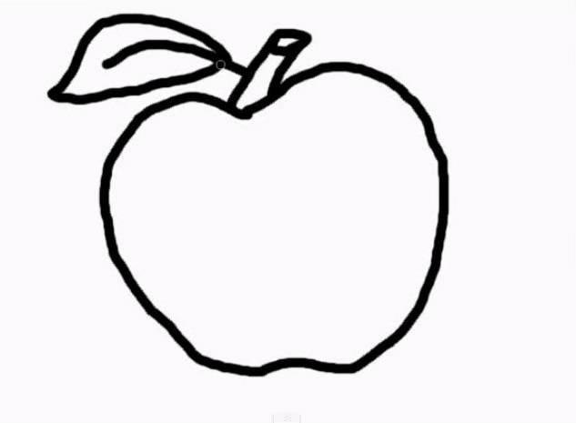 Dibujos de manzanas para colorear e imprimir paso a paso - Pasos para pintar ...