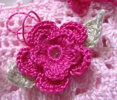 Mtodos para tejer una flor en ganchillo Cmo hacer flores en crochet
