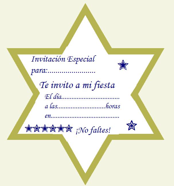 Plantillas Estrellas Para Decorar.Plantillas Para La Decoracion De Tu Fiesta De Estrellas