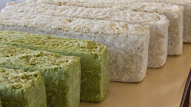 C mo hacer jabones ecol gicos caseros proceso en fr o - Fabricar jabon casero ...