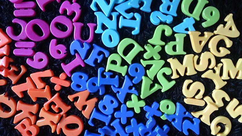 Moldes de letras mayúsculas para imprimir y recortar - Innatia.com