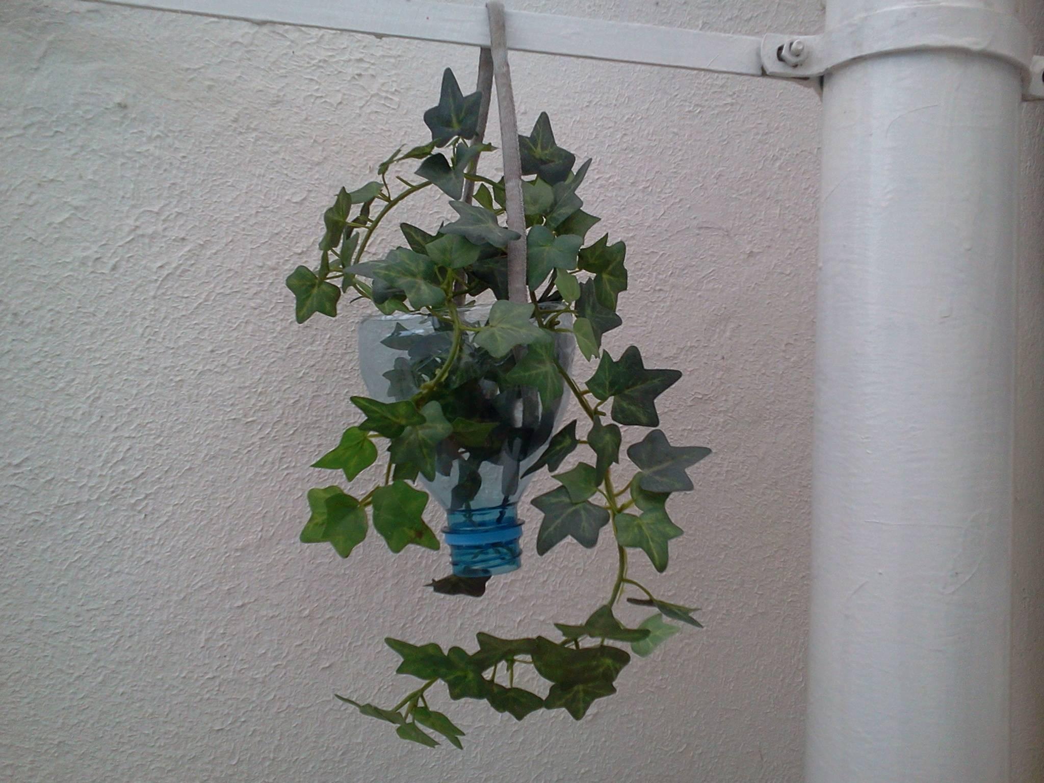 Ideas para decorar con el reciclaje de botellas de plástico ...
