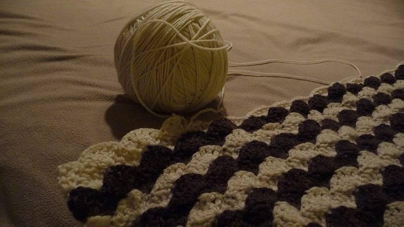 Como hacer una manta de bebe a ganchillo :: Mantas de ganchillo para ...