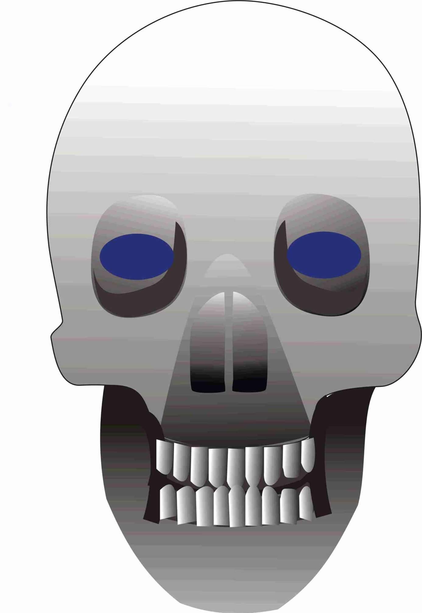 Máscaras de carnaval con moldes para imprimir :: Cómo hacer una ...