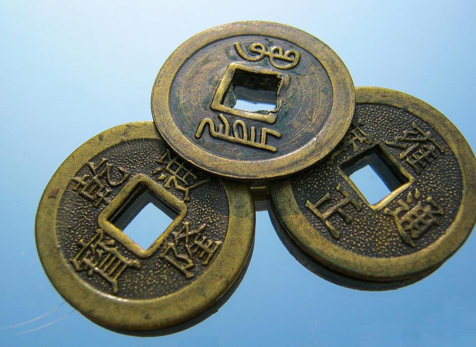 bc23f70ae22e Monedas chinas de la suerte  cómo se utilizan estos amuletos ...