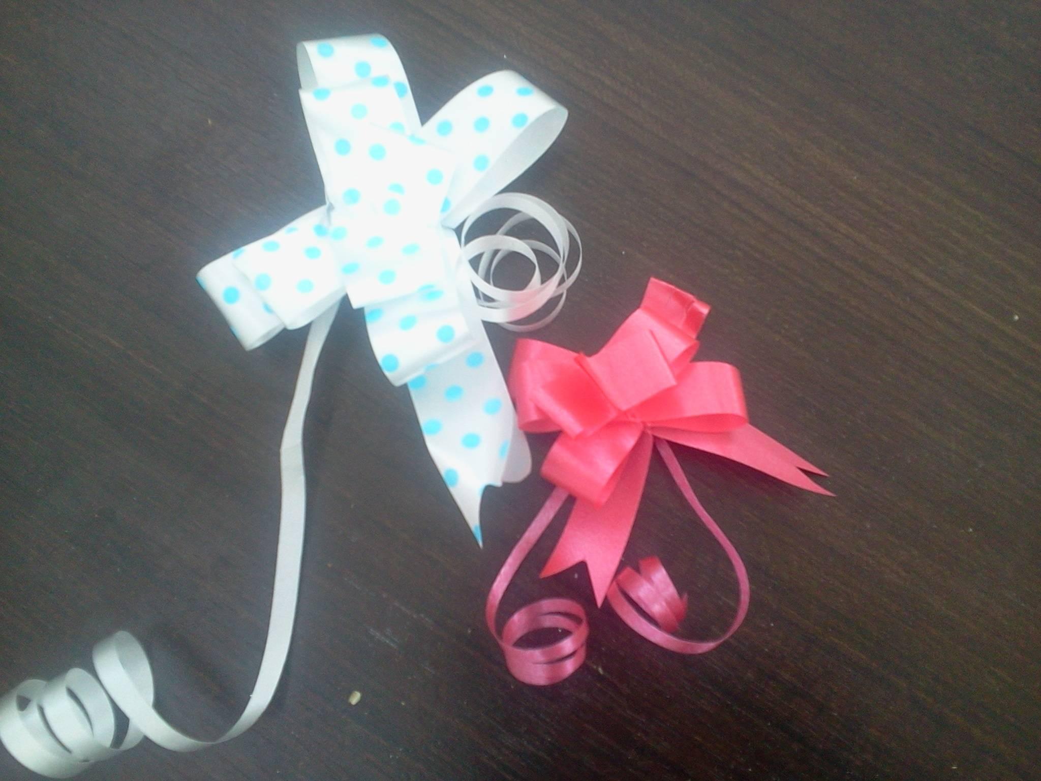 C mo hacer un mo o con cinta de regalo - Para hacer monos ...