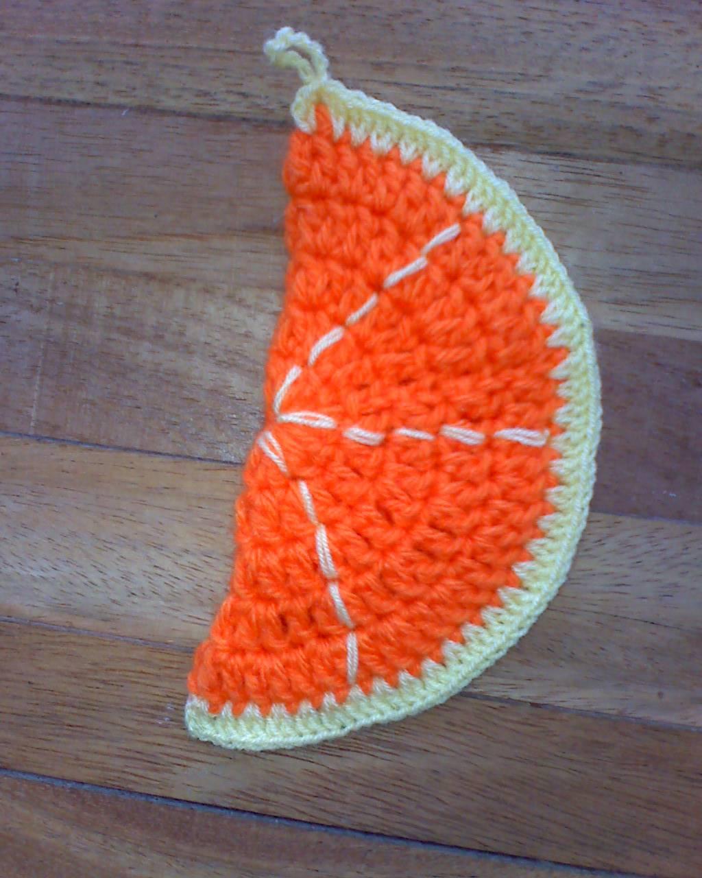Frutas tejidas a crochet paso a paso por patty h bner for Cocina paso a paso pdf