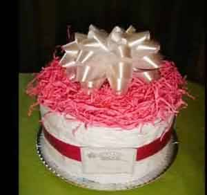Pañales Torta