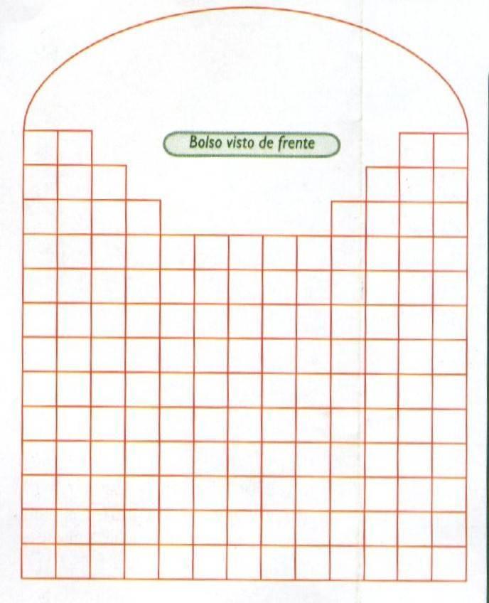 Cómo hacer un bonito bolso tejido a crochet :: Patrones para tejer ...