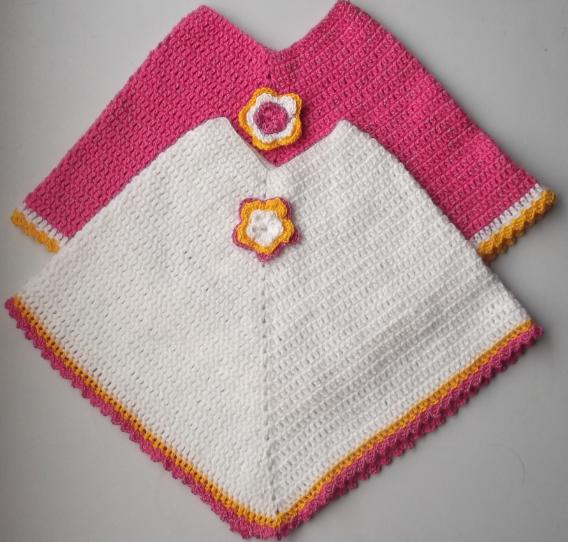 Patrones a crochet para ropa de bebé por Patty Hübner - Innatia.com