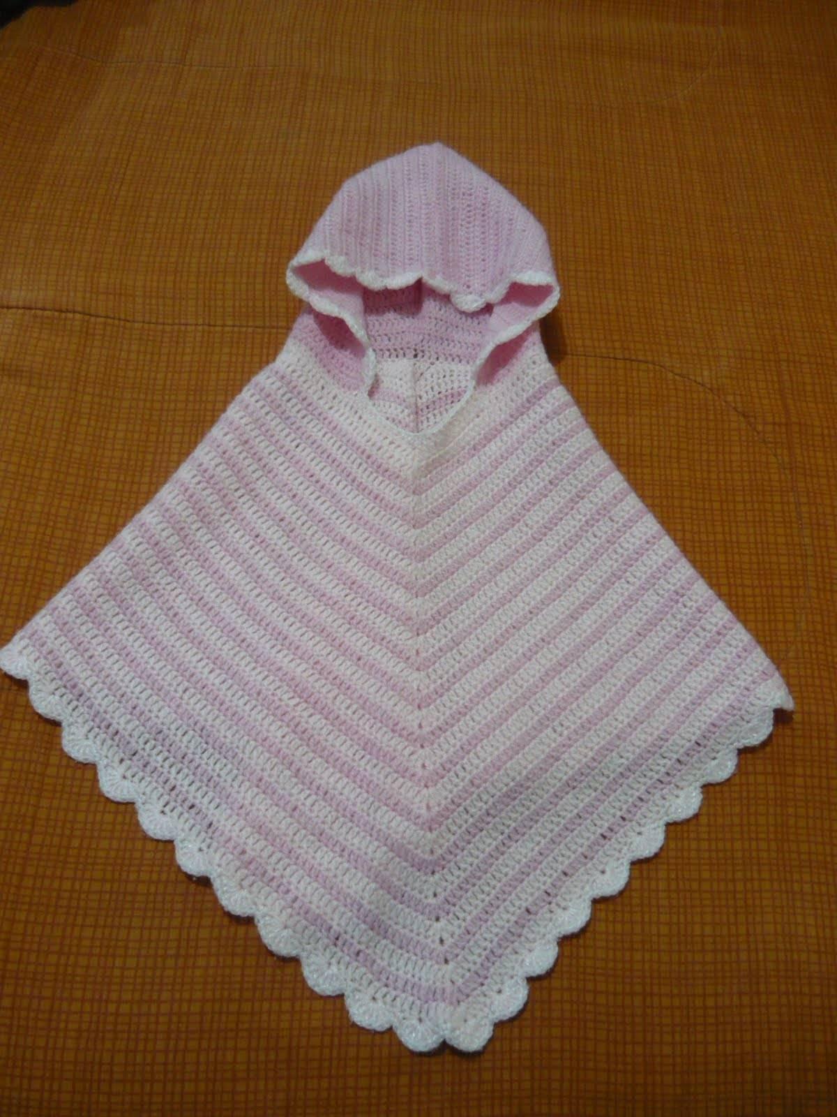 Cmo tejer un poncho de ganchillo car interior design - Como hacer mantas de ganchillo ...