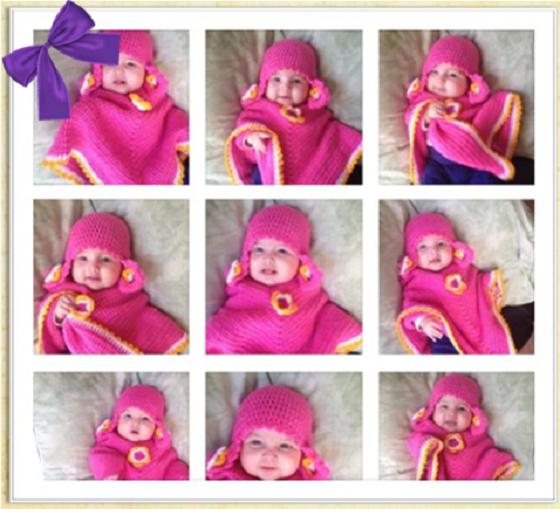 f2b41461b Patrones a crochet para ropa de bebé por Patty Hübner - Innatia.com