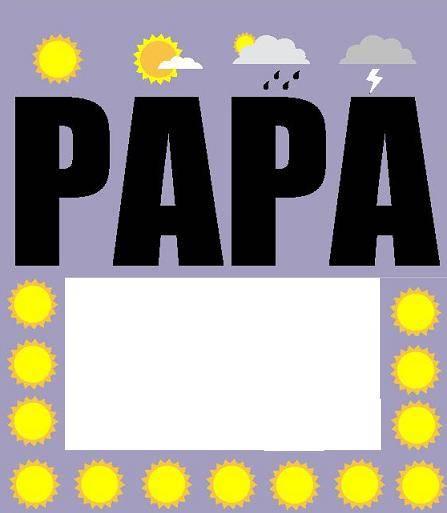 Tarjeta del día del padre: elige la tuya para imprimir :: Plantillas ...