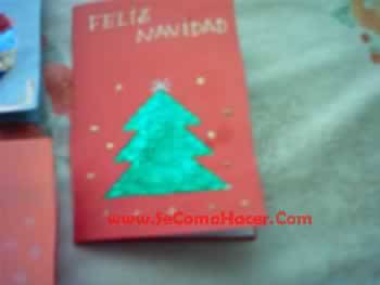 Tarjeta de felicitaci n de navidad tarjetas navide as - Tarjetas felicitacion navidad ...